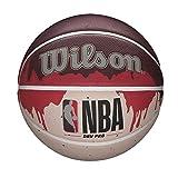 Wilson(ウイルソン) バスケットボール NBA DRV PRO BSKT (7号球 NBA ドライブ プロ) メンズ WTB9103XB07 7号/ 直径約24.5cm RED