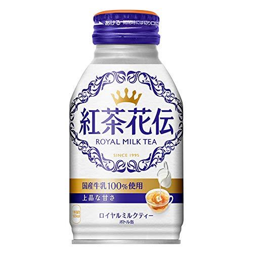 紅茶花伝 ロイヤルミルクティー 270mlボトル缶×24本