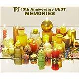 TRF 15th Anniversary BEST-MEMORIES-