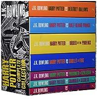 Harry Potter Set: Adult Edition (Harry Potter Adult Cover)