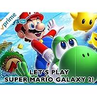 Clip: Super Mario Galaxy 2 Gameplay