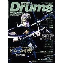 Rhythm & Drums magazine (リズム アンド ドラムマガジン) 2011年 11月号 [雑誌]