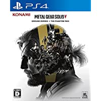 METAL GEAR SOLID V: GROUND ZEROES + THE PHANTOM PAIN 【Amazon限定特典】メタルギアサヴァイブPC壁紙 配信 付