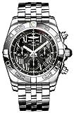 ブライトリングWindrider Chronomat b01メンズ時計ab011012/ b956