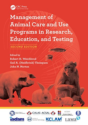 Management of Animal Care and Use Programs in Research, Education, and Testing, Second Edition