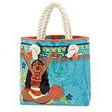 Disney ディズニー モアナと伝説の海 Moana モアナなりきりロープストラップビーチバッグ [並行輸入品]
