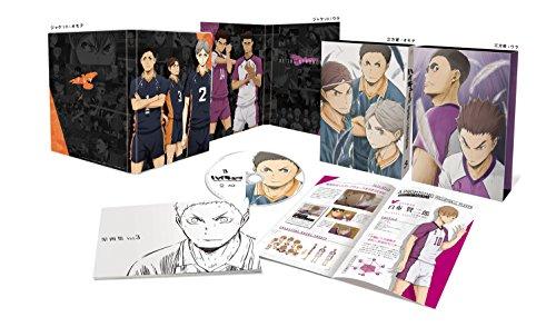 ハイキュー!! 烏野高校 VS 白鳥沢学園高校 Vol.3 DVD[DVD]