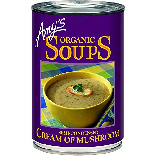 エイミーズ マッシュルームクリームスープ 400g