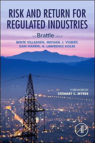 Download Risk and Return for Regulated Industries 012812587X