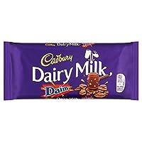 Cadbury Dairy Milk Daim (120g) キャドバリー酪農牛乳daim ( 120グラム)