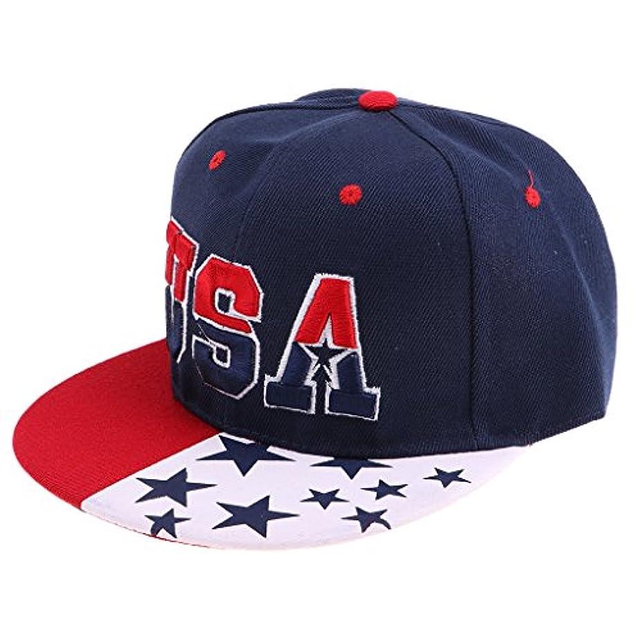 貫入貼り直す公使館B Blesiya スポーツ キャップ ハット 野球帽 ヒップホップ 男女用 通気 吸汗 調節可能 全3色