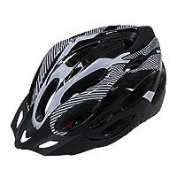 SODIAL(R) ヘルメットバイクヘルメット自転車ヘルメットマウンテンレディースメンズユース新しい
