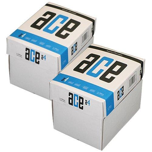 [해외]복사 용지 A4 높은 백색 5000 매 (500 매 × 10 권)/Copy paper A 4 High white 5000 sheets (500 sheets × 10 volumes)
