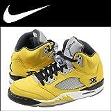 ナイキ 靴 (ナイキ)NIKE スニーカー AIR JORDAN 5 RETRO T23 エアジョーダン 5 レトロ T23 454783-701 (◆)