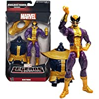 Hasbro Year 2015 Marvel Legends Infinite Thanos Series 6-1/2 Inch Tall Figure - BATROC with Thanos' Abdomen and Shoulder