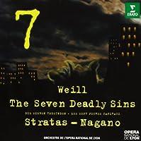 ワイル:歌付きバレエ「7つの大罪」/交響曲第2番