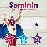 Swimming Fly Somininその他 ソミニン SF-CAM-005 SFCAM005SOMININ ホワイトの画像