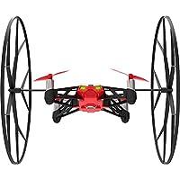 【国内正規品】Parrot ドローン Minidrones Rolling Spider ドローン規制対象外200g未満 自動安定ホバーリングクアッドコプター 30万画素カメラ レッド PF723033T