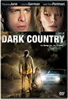 Dark Country / [DVD] [Import]