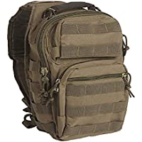 Mil-Tec One Strap Molle Pack - 10L Regular Size