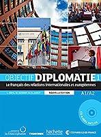 Objectif Diplomatie: Livre de l'eleve + CD audio 1 (Levels A1-A2)