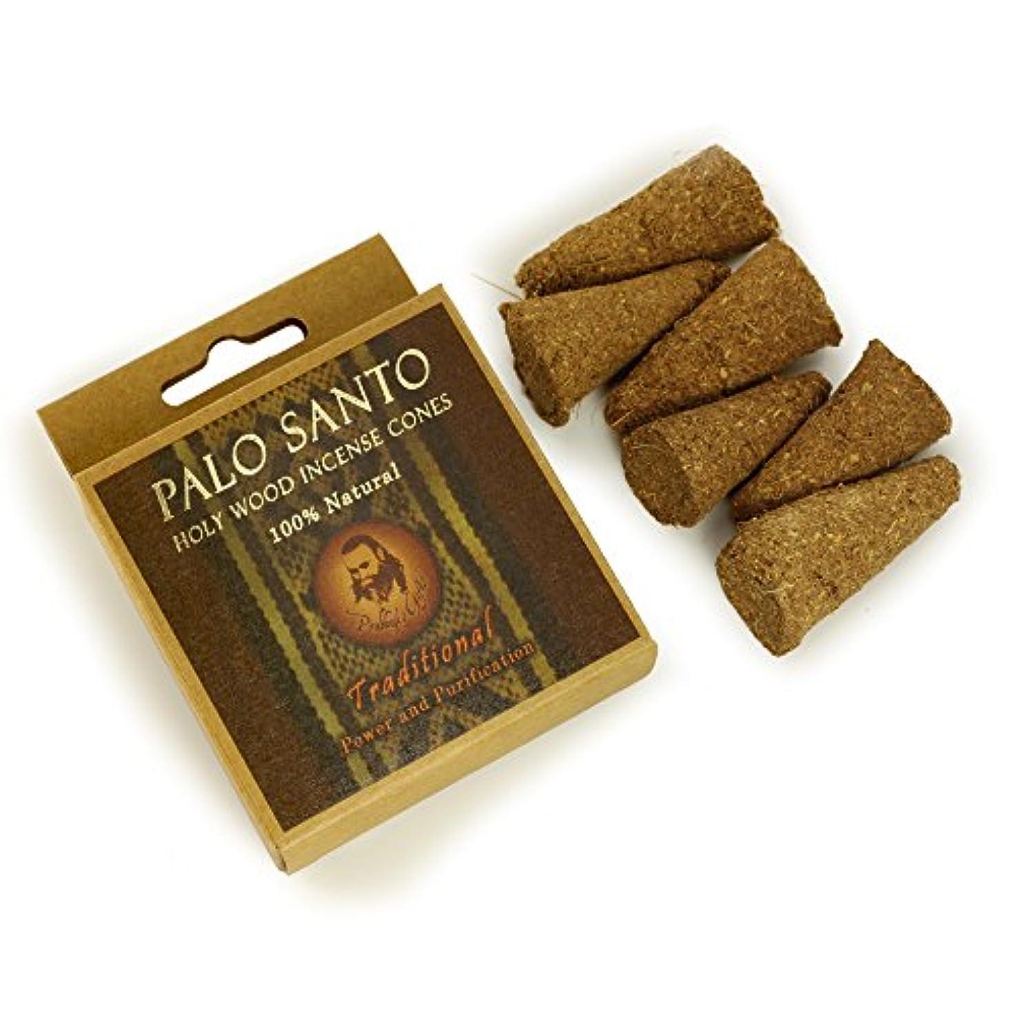放射する批判かけがえのないPalo Santo Traditional – 電源& Purification – 6 Incense Cones