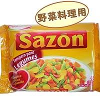 味の素 総合調味料 サゾン/野菜用/60g(12x5g)/SAZON/legmes