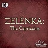 ゼレンカ:5つのカプリッチョ集[CD+Blu-ray Audio]