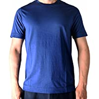 チルコロ (CIRCOLO) 【2018年 春夏】半袖 クルーネック Tシャツ コットン 100%【メンズ】【並行輸入品】