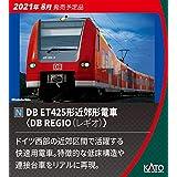 KATO Nゲージ DB ET425形近郊形電車 DB REGIO (レギオ) 4両セット 10-1716 鉄道模型 電車