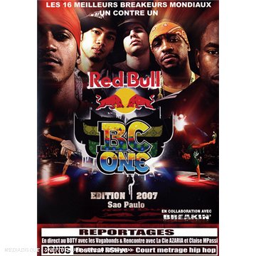 Red Bull Bc One [DVD] [Import]