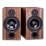 Cambridge Audio ケンブリッジ オーディオ SX60 ブックシェルフ スピーカー ペア SX60-DW ウォールナット SX60-DW