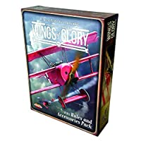 Wings of Glory WWI Rules and Accessories Pack [並行輸入品]