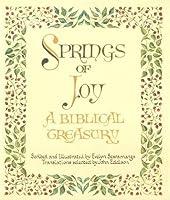 Springs of Joy: Biblical Treasury