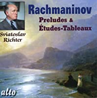 Rachmaninov: Preludes & Etudes-Tableaux (2010-05-04)