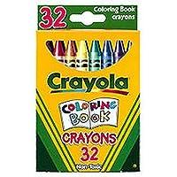 Crayola Color Crayons,32-count (3-Pack) (並行輸入品)
