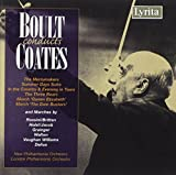 Boult Conducts Coates 画像