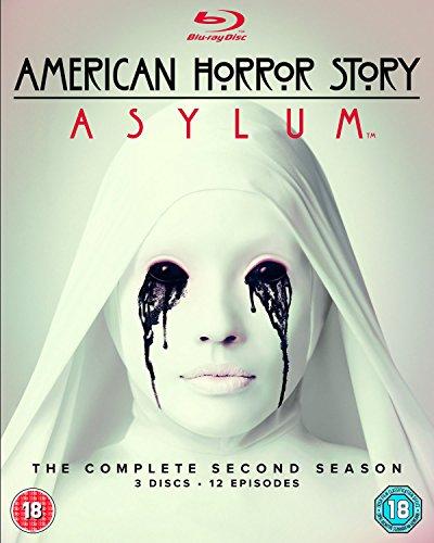 American Horror Story Asylum [Blu-ray] [Import]