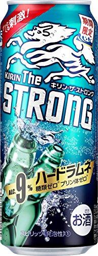 キリン・ザ・ストロング ハードラムネ 500ml×24本