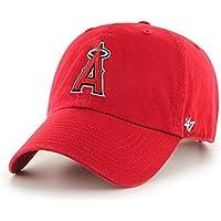 '47(フォーティーセブン) エンジェルス ホーム キャップ Angels Home '47 CLEAN UP Red B-RGW04GWS-HM