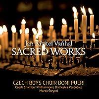 Vanhal: Sacred Works