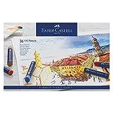 ファーバーカステル オイルパステル 36色 紙箱 127036 [日本正規品]
