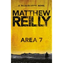 Area 7: A Scarecrow Novel 2