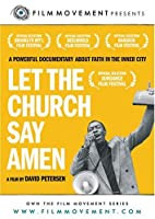 Let the Church Say Amen [DVD] [Import]
