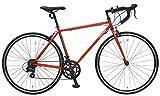 HEAD(ヘッド) LEVEL.6 ロードバイク 14段変速 フレームサイズ:490mm タイヤサイズ:700C レッド RDP-HE490ST-A070