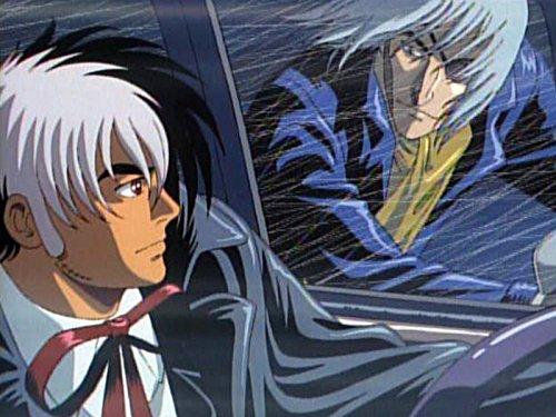 ブラック・ジャック<OVA> カルテ4 拒食、ふたりの黒い医者