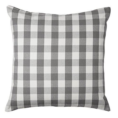 RoomClip商品情報 - IKEA SMANATE 70262079 クッションカバー 50x50cm ホワイト / グレー