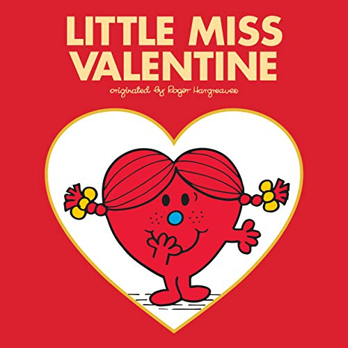 Little Miss Valentine (Mr. Men and Little Miss) (English Edition)