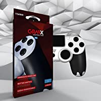 GAIMX GRABX コントロールグリップ(滑り止め) PS4 エイムリングと組み合わせ可【国内正規品】