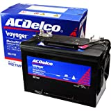 ACDelco [ エーシーデルコ ] 輸入車バッテリー [ Maintenance Free Battery ] M27MF